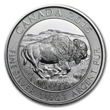 Canadian 1.25 oz Silver Commemorative Coins